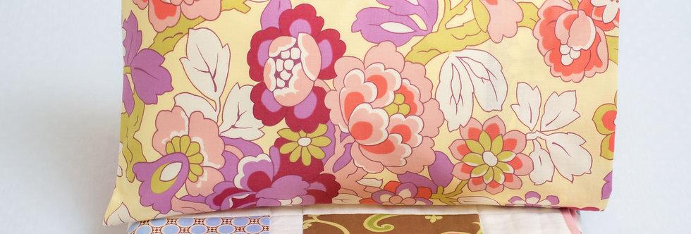 Buva set quilt Sumptuous flowers