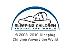 Sleeping Children Around the World  Logo