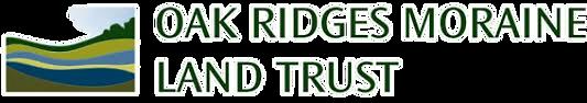 Oak Ridges Moraine Trust  Logo