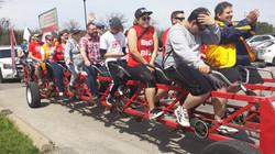 alt text Heart & Stroke Big Red Bike