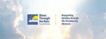 shine through the rain foundation logo