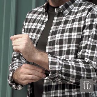 Highland Duds - menswear brand ad work