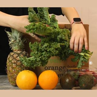 Setria® Glutathione rich foods time lapse