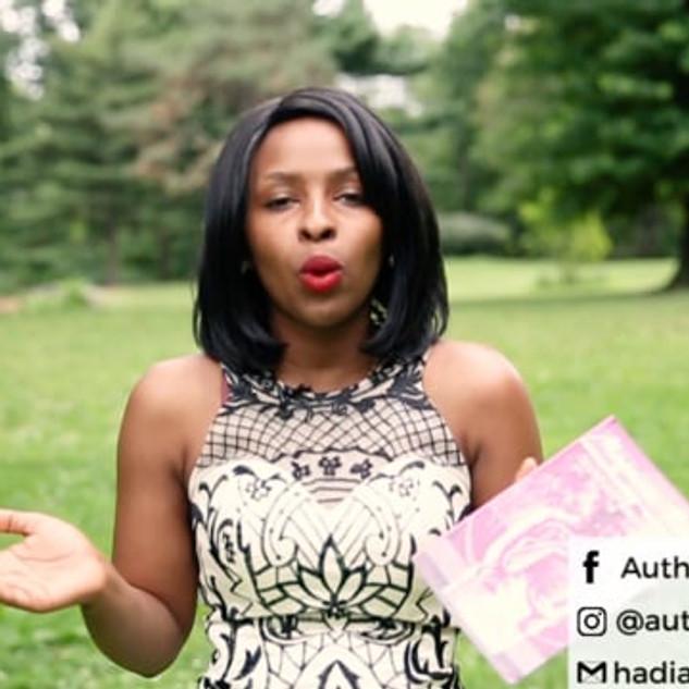 Hadiatou Wann Book Release Promo