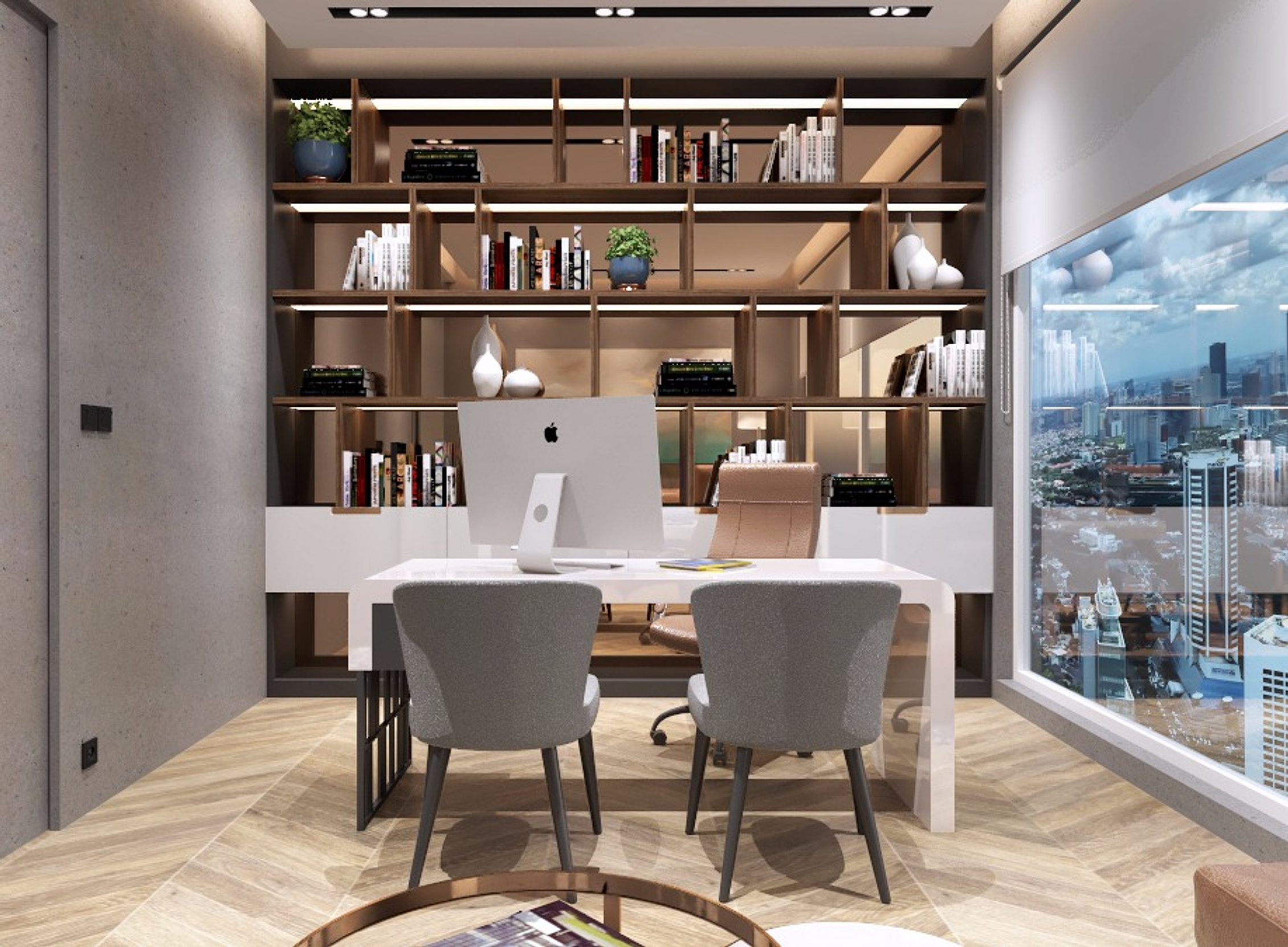 Ciputras ciputras stresa stresa modern dining room modern dining room restaurant design and build mimo home interior