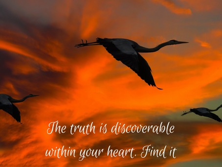 The Heart's Truth.