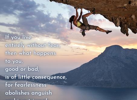 Fear not.