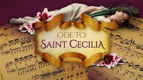 Ode to Saint Cecilia