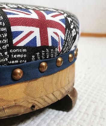 Repose pieds motif UK