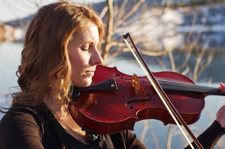 Chealsea Allen violist, violin and viola instructor