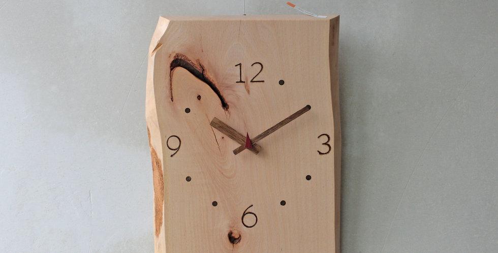 一枚板時計 ブナ