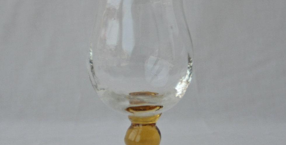 ワイングラスS ブラウン 28