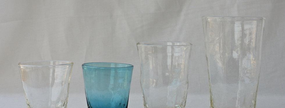 面取りグラス [4種類]