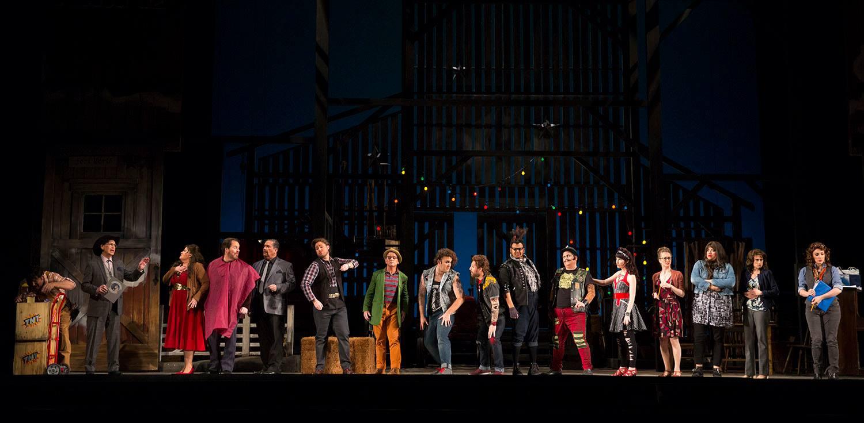 Ariadne auf Naxos Austin Opera 2