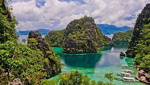 Palawan Philippines - Coron Lagoon.jpg