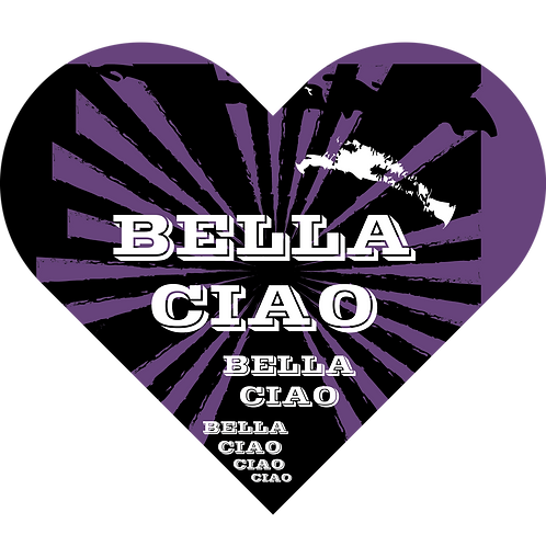 """Bella Ciao, Bella Ciao, Bella Ciao Ciao Ciao"" date night box."