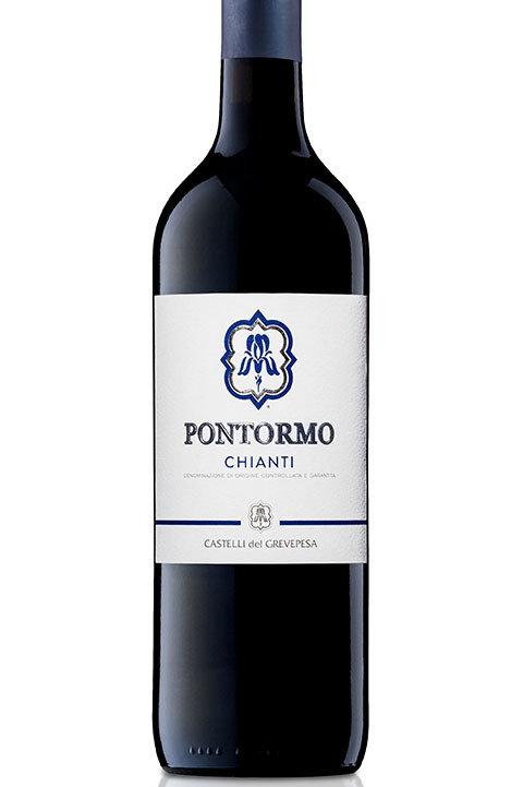 Chianti Pontormo 2018, DOCG, Castelli di Grevepesa (Tuscany)