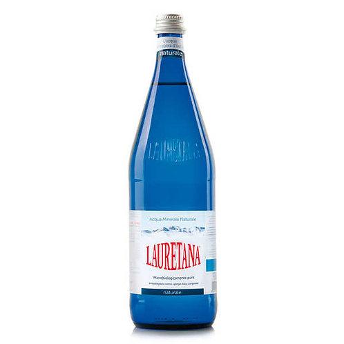 Lauretana Natural Mineral Still Water - 10 cases / 60 x  0.75cl Bottles