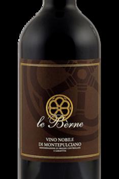 Vino Nobile di Montepulciano, DOCG, 2016, La Berne (Tuscany)