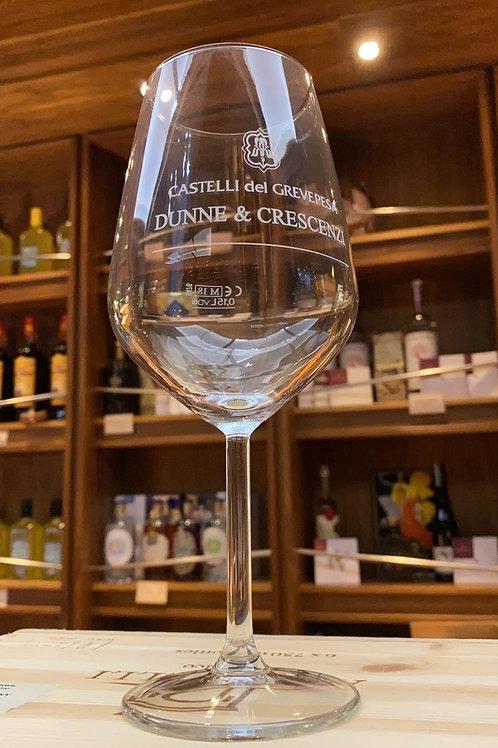 Dunne & Crescenzi Wine Glass