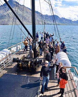 Earnslaw Steamer NZ