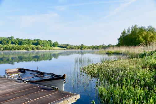 Dromoland Pond