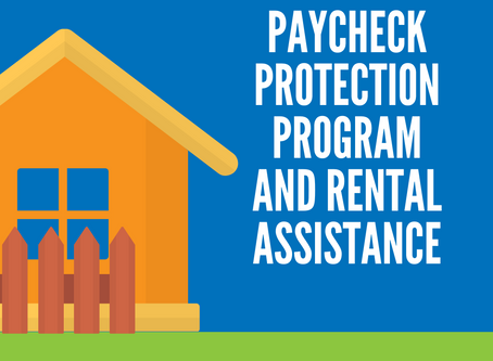 Paycheck Protection Program, SBA Loans, and Rental Assistance for Mainers