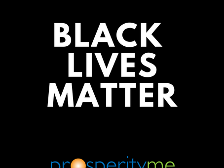 Black Lives Matter -- Together, We CAN Do Better