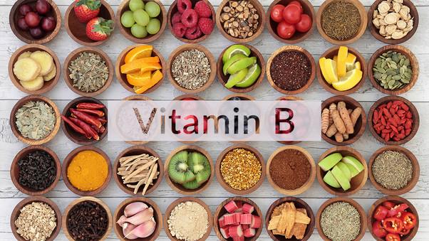 Vitamina B é essencial para manter a sua saúde em dia