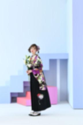 袴の写真撮影も岩本ならお安くお得にできます。