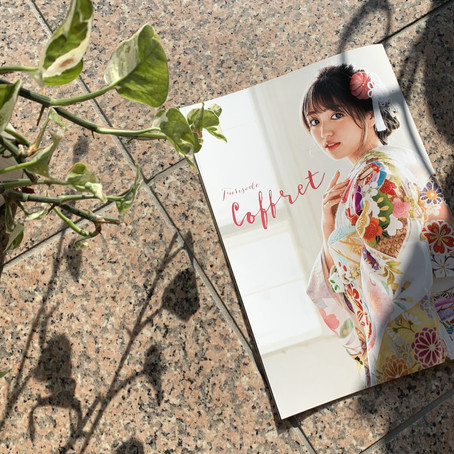 今回も良柄揃い。2020-21年秋冬新作コレクションのパンフレットが入荷しました。