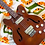 Thumbnail: 1972 Harmony H420 Bass