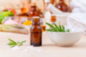 Natural Spa Ingredients  rosemary essent