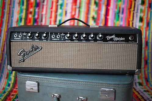 1966 Fender Bandmaster Amp Head