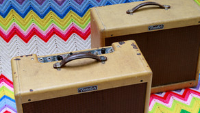 How one of the rarest pieces in Fender amp history was found at a thrift store for $25...