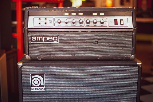 1970's Ampeg SVT Tube Bass Amp