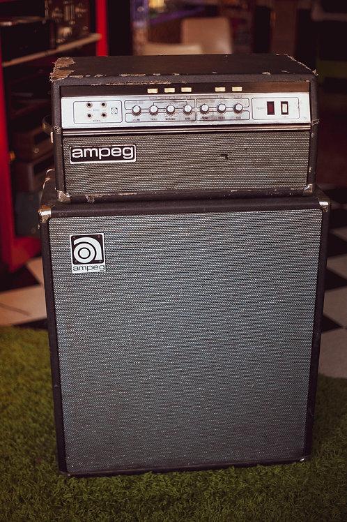 1970's Ampeg V4 4x12 Cab