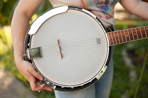 R.W. Jameson 5 String Resonator Banjo
