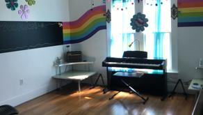 New Classroom Opens: The Rainbow Room!