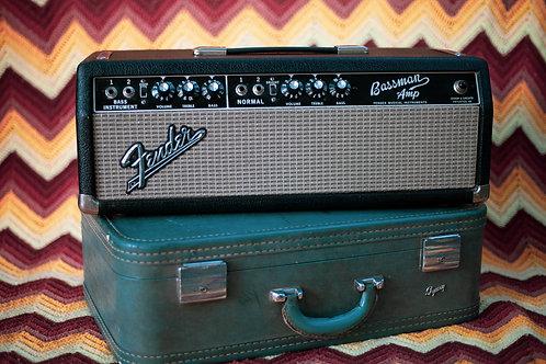 1973 Fender Bassman Head