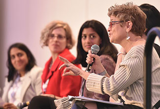 How can we encourage female leaders in global health? Opinion by Fogarty Director, Dr. Roger Glass
