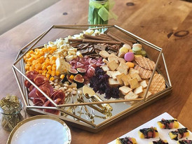 sweet and savory brunch board