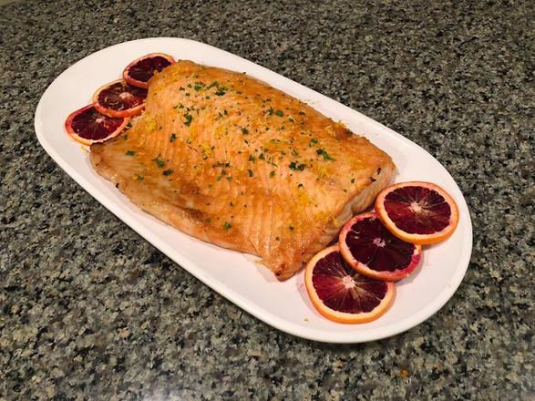 citrus ginger salmon