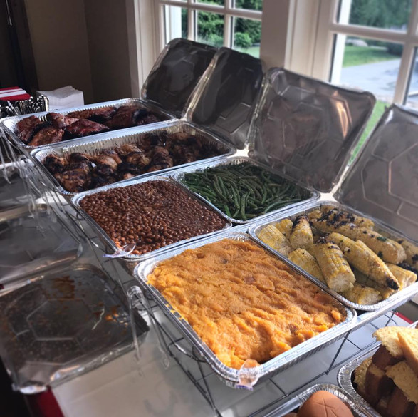 southern style bbq