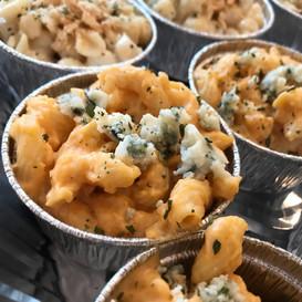 buffalo + blue cheese + blended cheddar mac'n'cheese