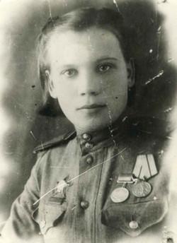 Гаврина Таисия Алексеевна