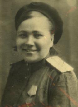 Гирева Мария Метровна