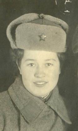 Степченко Серафима Николаевна