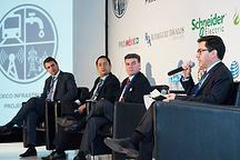 David Madero on Energy Panel at Mexico Infrastructure Projects Forum