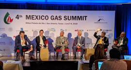 © 2018 Mexico Gas Summit by Industry Exchange LLC